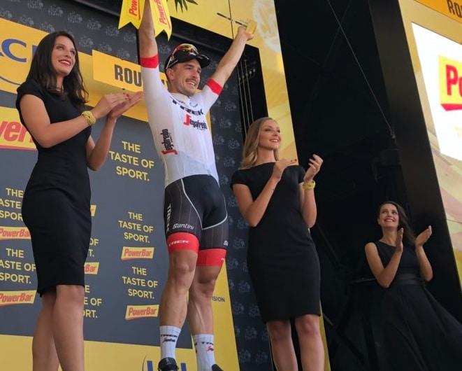 John Degenkolb s'impose sur les route pavées du Tour de France 2018