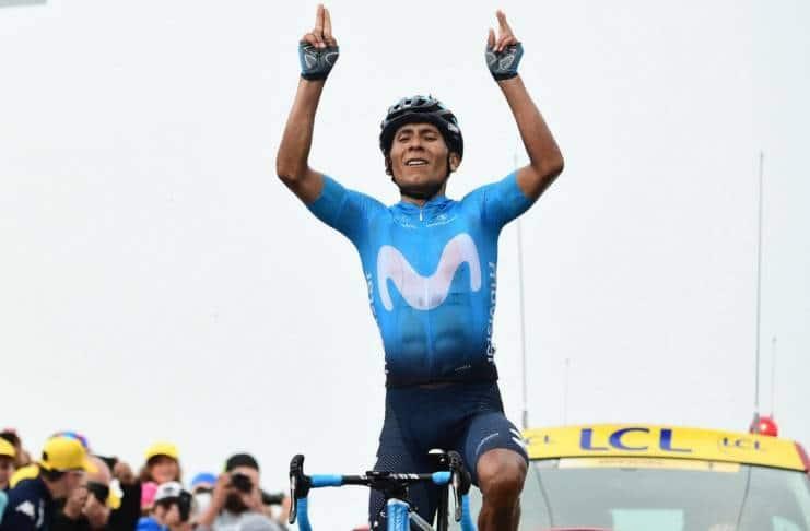 Nairo Quintana aligné au Tour de San Juan et au Tour de Colombie