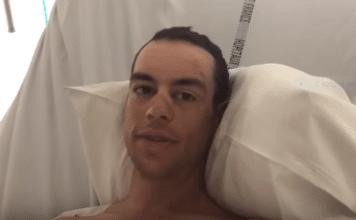 Richie Porte est maudit sur le Tour de France