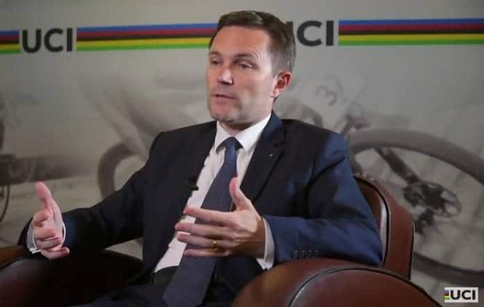 David Lappartient se justifie sur l'affaire Chris Froome