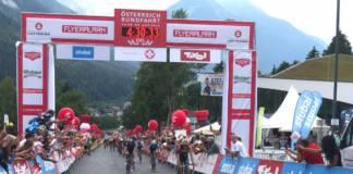 Tour d'Autriche continue fort pour Bahrain-Merida