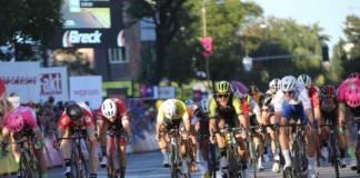 Alvaro Hodeg remporte la 3ème étape du Tour de Pologne