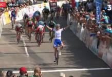 Arnaud Demare le plus fort sur le Tour du Poitou Charentes