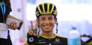 Esteban Chaves (Mitchelton-Scott) renonce à la Vuelta à cause d'une mononucléose