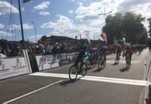 Tour du Limousin termine par succès de Manzin