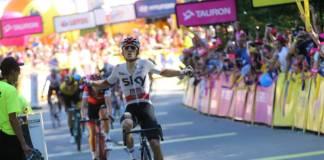 La Vuelta est le 2e Grand Tour de l'année pour Kwiatkowski