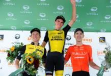 Sepp Kuss (LottoNL-Jumbo) fait coup double au Tour de l'Utah