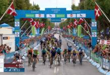 Tour du Danemark marqué par domination Veranda's Willems-Crelan