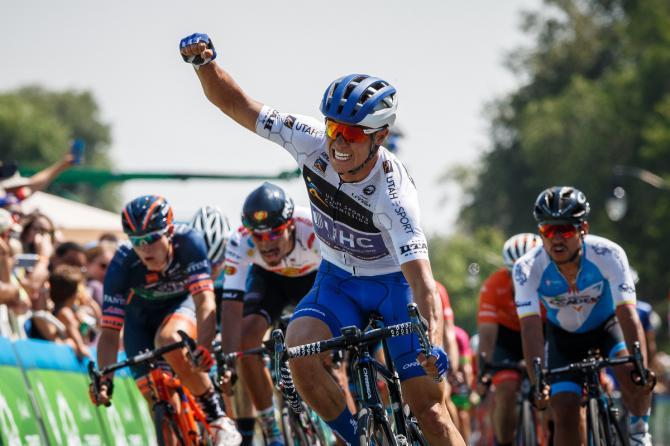 Travis McCabe (UnitedHealthcare) remporte la 3ème étape du Tour de l'Utah