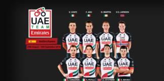 La Vuelta, un rendez-vous majeur pour UAE Team Emirates