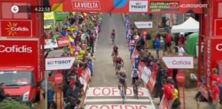 Alexandre Geniez remporte la 12e étape de la Vuelta 2018