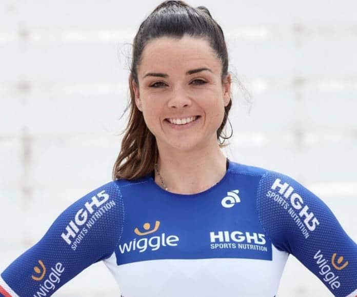 Audrey Cordon-Ragot signe chez Trek Women en 2019