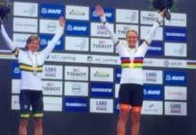 championnats du monde féminin innsbruck 2018