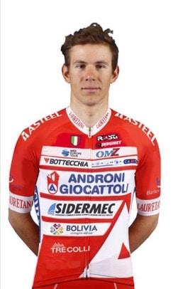 Davide Ballerini lauréat du Memorial Marco Pantani
