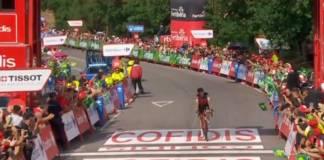 Alessandro De Marchi vainqueur de la 11e étape