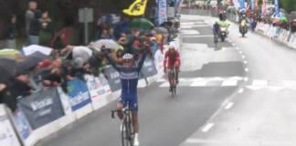 Philippe Gilbert remporte le GP d'Isbergues 2018