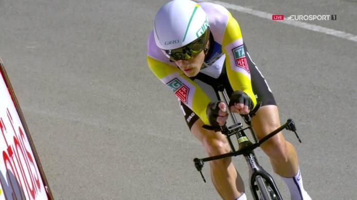 Rohan Dennis gagne une 2e étape sur cette Vuelta