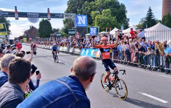Taco van der Hoorn s'offre une victoire en baroudeur