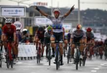 Matteo Trentin s'est adjugé la 5ème étape du Tour de Guangxi.