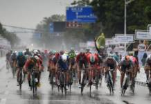 Pascal Ackermann s'impose sur la 2ème étape du Tour de Guangxi