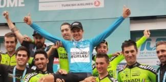 Eduard Prades a signé avec la Movistar son premier contrat en World Tour.