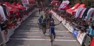 Maximiliano Richeze premier vainqueur d'étape de l'édition 2018 du Tour de Turquie