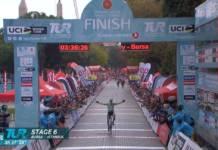 Sam Bennett le dernier vainqueur d'étape du Tour de Turquie 2018