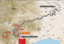 Tokyo 2020 parcours course hommes