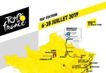 Tour de France 2019 parcours