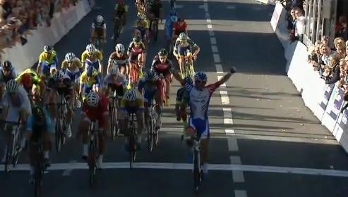 Valentin Madouas vainqueur de Paris-Bourges 2018