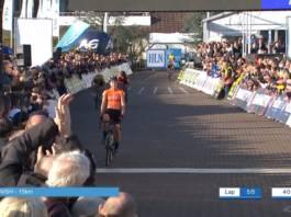 Annemarie Worst championne d'Europe de cyclos cross 2018