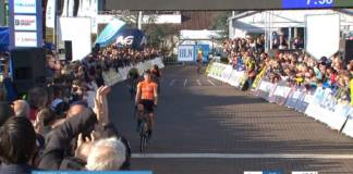 Annemarie Worst championne d'Europe de cyclos cross 2018