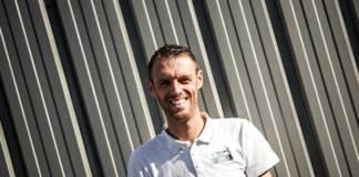 Arnaud Gérard prend sa retraite de cycliste professionnel