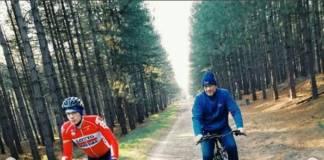 Stig Broeckx reprend le vélo petit à petit