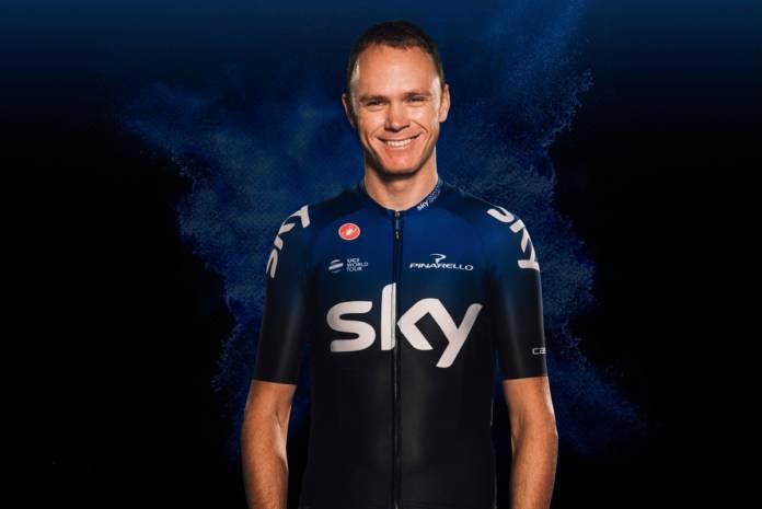 Team Sky maillot 2019