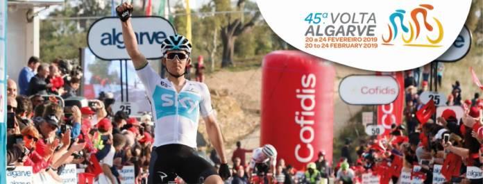 Tour d'Algarve 2019 presentation