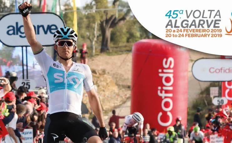 Tour d'Algarve 2019 profils
