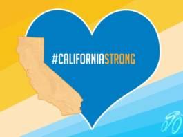 Le Tour de Californie a participé à une donation de 100 000 $ suite aux incendies meurtriers.