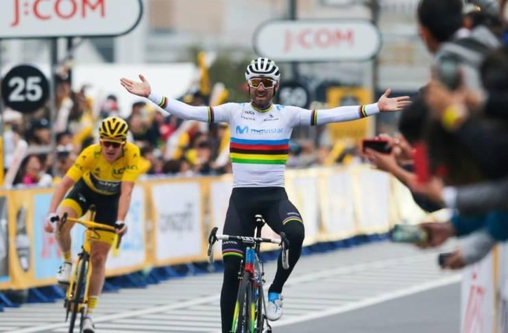 Alejandro Valverde au prochain Tour de France