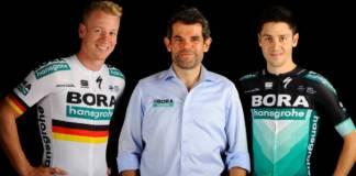 Bora-Hansgrohe conserve Buchmann et Ackermann