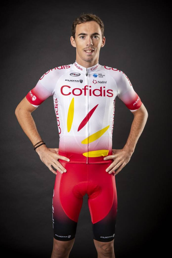 Cofidis et son maillot 2019