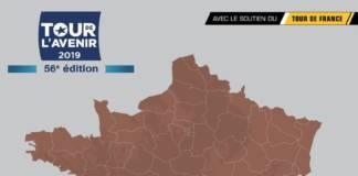 Tour de l'Avenir 2019 parcours complet
