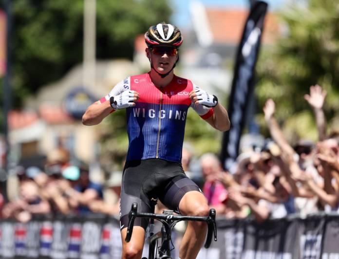 James Fouché vainqueur du championnat néo-zélandais