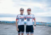 Arkéa-Samsic son maillot de 2019