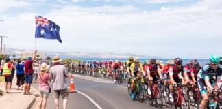Tour Down Under 2019 2e étape plus courte