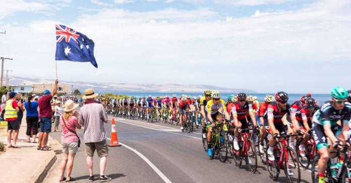 Tour Down Under 2019 2e étape plus courte