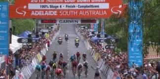 Tour Down Under 2019 avec Impey en bonne position