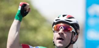 Elia Vivani vainqueur de la 1ère étape du Tour Down Under
