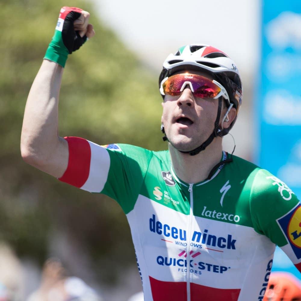 Viviani démarre fort — Tour Down Under