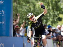 Grace Brown gagne la 3e étape de l'édition 2019